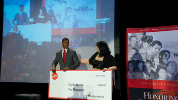 #18 Benefit The Los Angeles Urban League Whitney M. Young. Jr. awards dinner, which in 2011 marked the organization's 90th anniversary, is the group's signature event, attracting more than 1,400 attendees. Next: April 2013