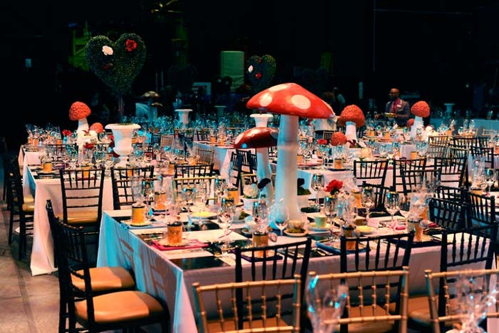33 Ideas for 'Alice in Wonderland'-Themed Events   BizBash