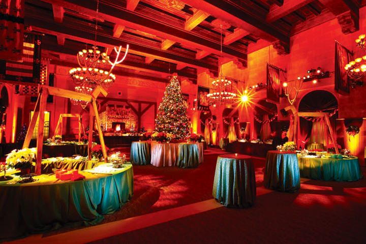Elaborate corporate holiday parties are likely a thing of the past as companies move toward hosting smaller functions that focus on employee appreciation, the quality of food and drink, and a smattering of activities rather than big-name entertainment.