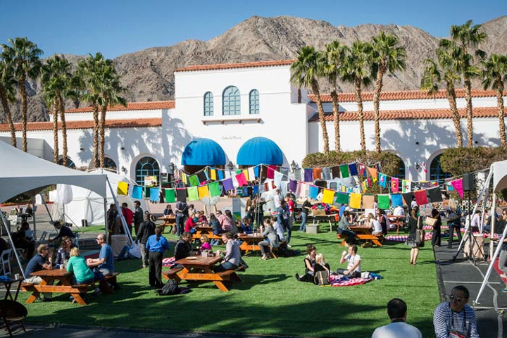 More than 200 planners of TEDx events around the world are attending the TED Conference simulcast at the La Quinta Resort in Palm Springs this week.