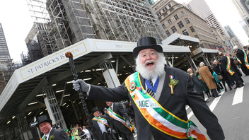 #5 Parade, Festival & Holiday Event America's longest-running celebration of Irish-American pride had nearly 250,000 marchers in 2013. Next: March 17, 2014