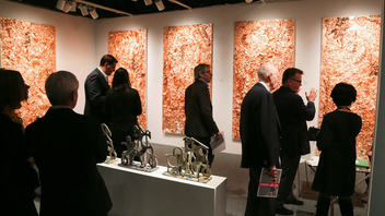 #7 Art, Design & Architecture Event While the Art Dealers Association of America's big show doesn't attract as large a crowd as the concurrent Armory Show, it remains one of the city's most talked-about destinations for fine art fans. Next: March 2014