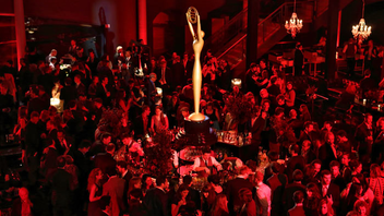 #2 Advertising Industry Event (up from #3) After returning to New York in 2010, the revamped award ceremony, held at the American Museum of Natural History, has reestablished itself as the industry's highest honor. Next: May 15, 2013