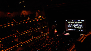 #6 Entertainment Industry Event (up from #8) Bill Clinton presented the 40th annual prize to Barbara Streisand in 2013 at a fete that filled the 2,738-seat Avery Fisher Hall to capacity. Next: April 2014