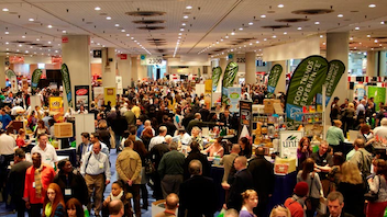 #4 Food & Restaurant Industry Event More than 500 vendors took part in the industry showcase at the Jacob K. Javits Convention Center, which drew a record 16,000 attendees in its 20th outing. Next: March 2-4, 2014
