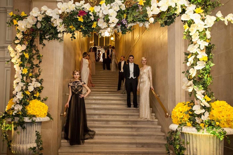 50,000 Daffodils Deck Gatsby-Themed Fund-Raiser | BizBash