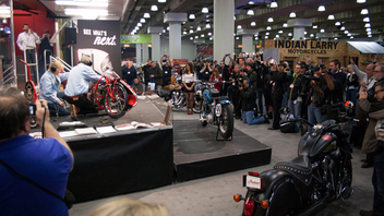 #3 Trade Show & Convention (up from #4) Now in 13 cities around the country, the New York edition of the show regularly brings out nearly 70,000 high-octane adventure enthusiasts. Next: January 2014