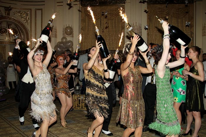 13 Ideas for a 'Great Gatsby' Theme Party   BizBash