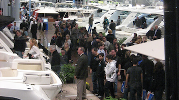 #4 Trade Show & Convention After a small recession-era decrease in attendance, the city's largest boat show was on the rise again in 2013 with almost 50,000 attendees. Next: January 2014