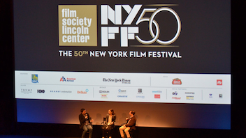 #4 Entertainment Industry Event Lincoln Center's half-century-old movie festival is known for regularly premiering many of the films that go on to garner Oscar nominations. Next: September 2013