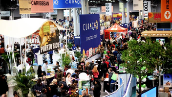 #10 Trade Show & Convention More than 500 destinations from around the globe were showcased at the latest edition of the city's most popular consumer travel event. Next: February 28-March 2, 2014