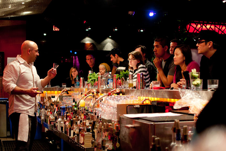 SF Mixology hosts group cocktail competitions in the San Francisco Bay Area.