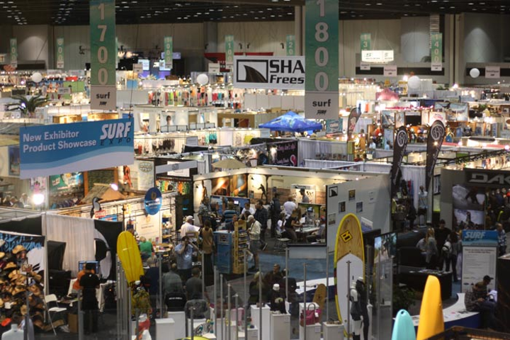 On a crowded show floor, a specialty showcase can help new exhibitors get exposure.