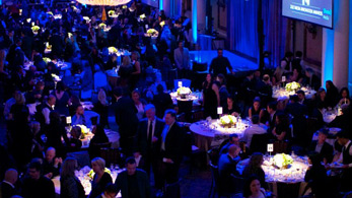 #11 Advertising & Marketing Event (new to the list) The gala award evening honours those responsible for the selection, deployment, and implementation of unique advertising media programs, with three new digital awards added in 2013, as well as Best in Search and Best in Data/Research. Next: November 7, 2013