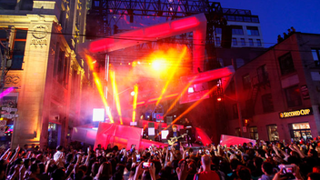 #3 Music Event (up from #5) Free performances by Demi Levato, Serena Ryder, and Psy, as well as a star-studded red carpet, brought screaming teenage fans to hip Queen Street West for the 2013 MuchMusic Video Awards this summer. Next: June 15, 2014