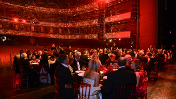 #17 Benefit The National Ballet of Canada's Carmen-inspired event raised more than $1 million in 2013, with 2,000 guests enjoying fine dining and dancing at the Four Seasons Centre for Performing Arts. Next: June 11, 2014