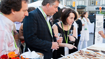 #13 Benefit Guests at Toronto Taste in 2014 can look forward to sampling fare from the city's top chefs in a new, to-be-announced location while raising money for food rescue and redistribution program Second Harvest. More than $600,000 was raised in 2013. Next: June 8, 2014