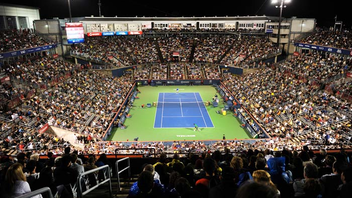 #1 Sports Event (up from #4) The best in men's tennis will battle it out over nine days next summer. Players to watch include 2013 finalist Milos Raonic, Rafael Nadal, Novak Djokovic, Roger Federer, and Andy Murray. Next: August 2-10, 2014