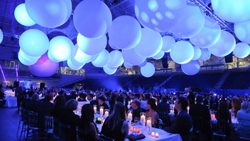 #5 Benefit (new to the list) SnowBall 2013 celebrated 25 years of compassionate care for H.I.V.-positive individuals at Casey House, with $400,000 raised by 300 guests, including designer Tommy Smythe and fashion journalist Jeanne Beker. Next: Spring 2014