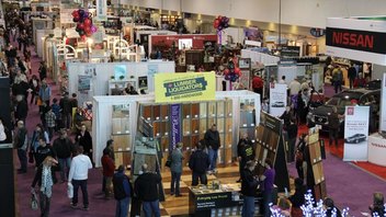#11 Trade Show & Convention More than 400 exhibitors are featured at the International Home Show, which includes the Better Living Boomer Show and the Interior Decorating Show. Next: November 7-10, 2013