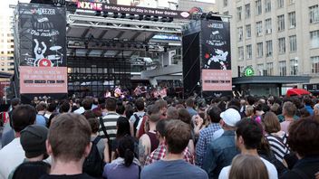 #2 Music Event North by Northeast, or NXNE, increased fan attendance by 20 percent in 2013 and featured performances from acts including the National, Billy Talent, and Ludacris over its seven days. NXNE marks 20 years in 2014. Next: June 2014