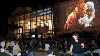 #4 Film & Media Event (up from #5) The largest event outside Brazil dedicated to films from that country, the annual showcase features an award competition, open-air screenings, and a marketplace. Next: August 2014