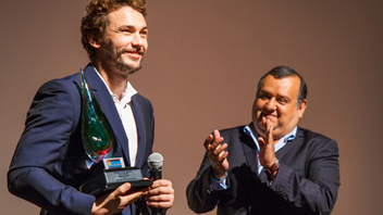 #2 Film & Media Event Actor James Franco accepted the Ally Award at the 15th edition of the 10-day festival in 2013, which saw ticket sales grow almost 10 percent for its 65-film lineup. Next: April 25-May 4, 2014
