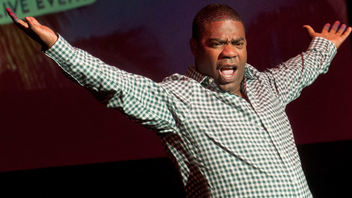#9 Parade & Festival TV stars such as Tracy Morgan, Sarah Silverman, and Seth Meyers led the lineup at Comedy Central's live laugh-in this year. Next: April 2014