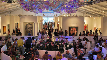 #3 Art & Design Event (up from #4) The third of the big three events that set up shop during Miami's Art Week, the contemporary and modern art fair shows off pieces from 125 different galleries, with more than 60,000 visitors in attendance. Next: December 3-8, 2013