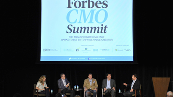 #7 Film & Media Event (new to the list) Nearly 100 marketing executives from many of the world's biggest brands—from JetBlue to BlackBerry to Allstate—converged at the Mandarin Oriental hotel in Miami for the ninth annual gathering of chief marketing officers. Next: October 2014