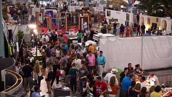 #4 Trade Event, Expo & Convention With two annual shows in Miami and another two in Fort Lauderdale, Florida's leading home show features interactive exhibits on remodeling, home improvement, and interior design. Next: November 15-17, 2013
