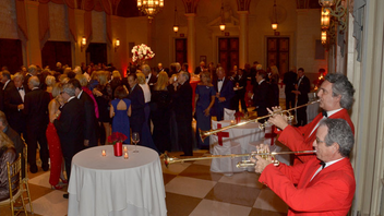 #3 Benefit The longstanding Palm Beach affair marked its 58th outing in 2013 with a move back to its one-time home at the Breakers. As always, many ambassadors and dignitaries were among the 450 guests in attendance. Next: February 7, 2014