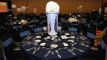 #14 Benefit (up from #15) More than 400 guests helped Deliver the Dream—a nonprofit that organizes retreat programs for families facing serious illness and crisis—mark its 10th anniversary with blue jeans and caviar in 2013. Next: Fall 2014