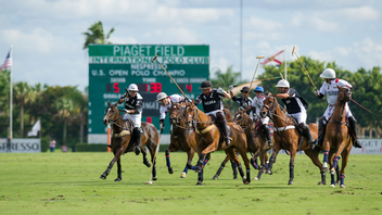 #6 Sports Event The country's most prestigious polo championship marks its 100th anniversary in 2014 with a monthlong series of matches at the International Polo Club Palm Beach. Next: March 30-April 20, 2014