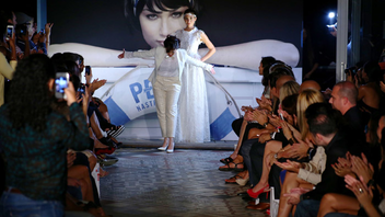 #1 Fashion Industry Event Five days of designer runway shows and associated after-parties make Fashion Week Swim the country's definitive annual event for the swimwear industry. Mercedes-Benz currently serves at the event's title sponsor. Next: July 2014