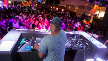 #1 Music, Theatre & Dance Event The 28-year-old event has expanded to 400 concerts and gatherings across Miami, with 100,000 guests and a bevy of sponsored lounges and activations in recent years. Next: March 21-30, 2014