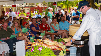 #6 Food & Restaurant Industry Event (up from #7) The upcoming 10th annual edition of the bayfront music and food fest benefits the Deering Estate Foundation, with proceeds used for preservation of and programming for the historic estate. Next: March 30, 2014