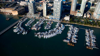 #3 Trade Event, Expo & Convention Spanning the Miami Beach Convention Center, Sea Isle Marina, and Miamarina at Bayside, the region's second-largest boat show is no slouch either, with more than 100,000 attendees each year. Next: February 13-17, 2014