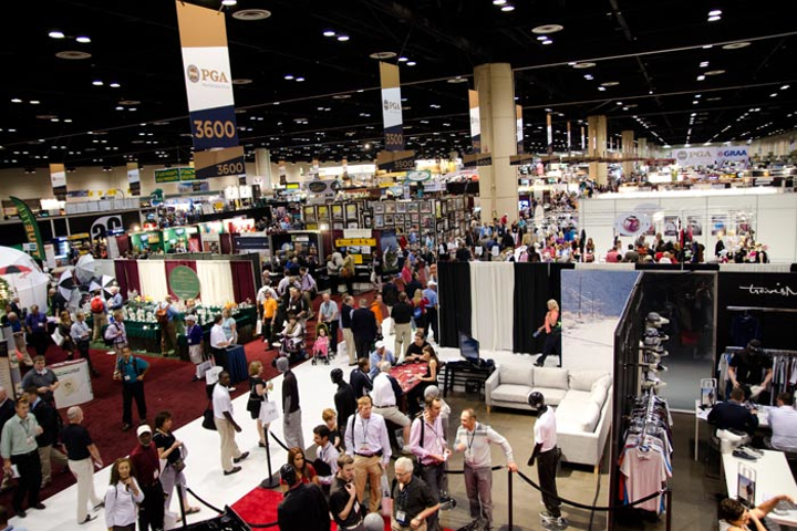 The P.G.A. Merchandise Show regularly asks its exhibitors about their objectives and works to create solutions that address those needs.