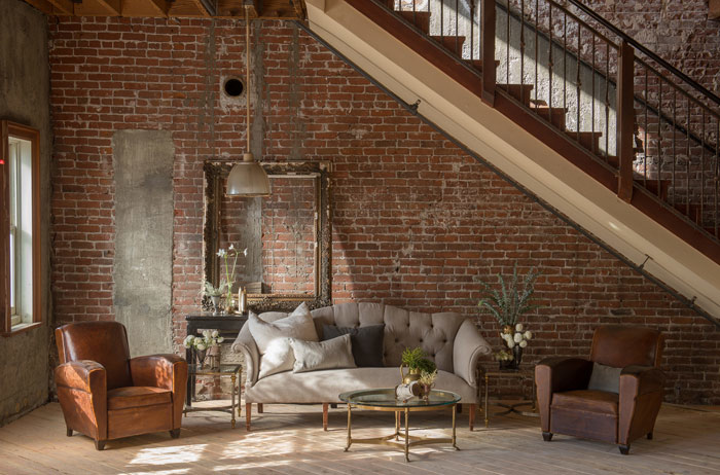 Loft Shabby Chic.Get The Look Modern Shabby Chic Rentals For Winter Events
