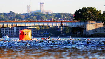 #6 Sports Event Events DC signed on as the title sponsor of the Nation's Triathlon, which benefits the Leukemia and Lymphoma Society. This year marked the endurance event's eighth year. Next: September 7, 2014