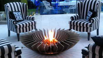 """3. Variety and British Airways' affair in September, which celebrated the trade publication's """"10 Brits to Watch"""" feature as well as the airline's nonstop service between Los Angeles and London Heathrow on the A380, filled a private West Hollywood residence with British decor accents. Click to Like, Comment, or Follow Us on Instagram"""