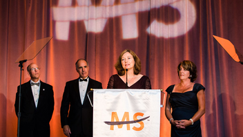 #19 Benefit The annual event benefits the National Multiple Sclerosis Society and celebrated its 35th year in 2013 at the JW Marriott Hotel. Next: September 2014