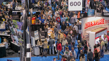 #4 Trade Show & Convention (up from #5) Attendance at the Travel & Adventure Show continues to grow, with more than 20,400 people this year, a 21 percent increase. Speakers such as Rick Steves, Andrew Zimmern, and Arthur Frommer draw the crowds. Next: February 22-23, 2014