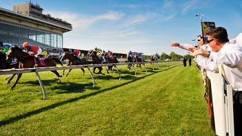 #1 Sports Event The second leg in horse racing's Triple Crown, the Preakness in Baltimore draws Washington residents and a national crowd. Fans come for the main event as well as InfieldFest, the entertainment festival featuring national headlining artists on two stages. Next: May 17, 2014