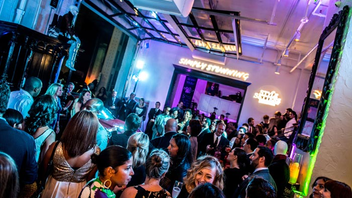 #2 Fashion & Beauty Event (new to the list) To fete its fashion-heavy September issue, Washingtonian began its Style Setters Party in 2008. The event, this year held at Malmasion in Georgetown, attracted a chic crowd of about 350 guests. Next: September 2014