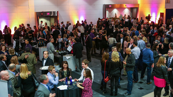 #3 Food, Wine & Restaurant Industry Event The wine and food festival plans to celebrate its 15th year in 2014, a milestone that comes with bigger ambitions to raise the event's profile. The multiday gathering draws about 4,000 people for its wine dinners, mixologist events, and other offerings. Next: February 13-15, 2014