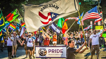 #4 Parade, Walk & Festival The annual L.G.B.T. event drew record numbers to its parade and festival this year. Serving as one of the grand marshals was Brigadier General Tammy Smith, the first openly gay or lesbian flag officer to serve in the United States military. Next: June 6-8, 2014