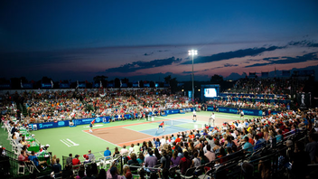 #5 Sports Event One of city-dwellers' favorite summer pastimes is watching the Washington Kastles, the World TeamTennis. Fans include First Lady Michelle Obama and senior administration officials. This year former world number one Martina Hingis joined the team, replacing Serena Williams. Next: July 2014