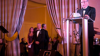 #17 Benefit The hospital hosted its 13th annual gala at the Four Seasons Hotel, drawing a crowd for dinner, an auction, and dancing. Next: October 2014